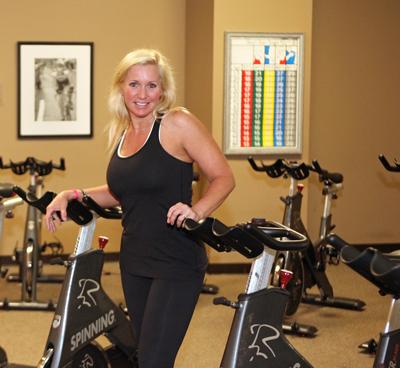 Brooke Baker, Personal Trainer