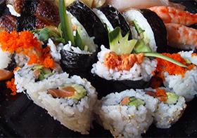 Favorite Food Sushi