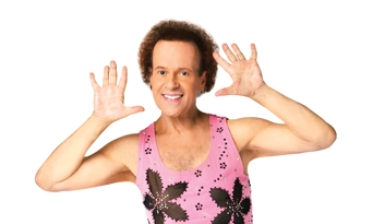 Richard Simmons Gets Real